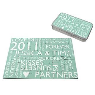 lovers words jigsaw puzzle