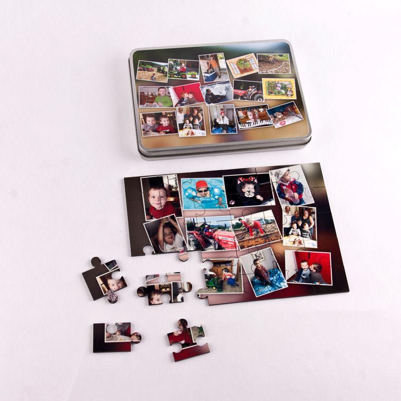 puzzle personnalisable avec vos photos puzzle photo. Black Bedroom Furniture Sets. Home Design Ideas