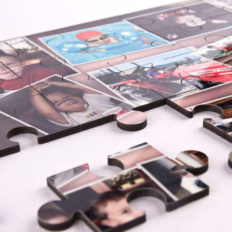 puzzle con foto personalizada
