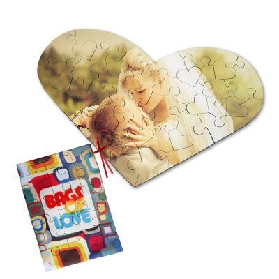 Personalised Heart Jigsaw