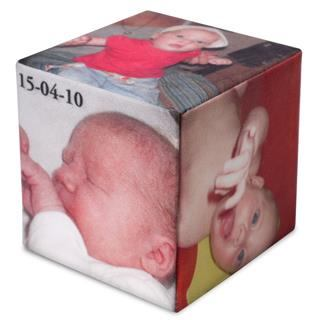 photo cube for toddler