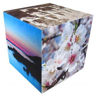 image photo cube
