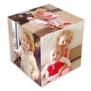 foto cubo personalizzati
