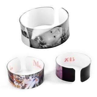 bracciali personalizzati con foto originali