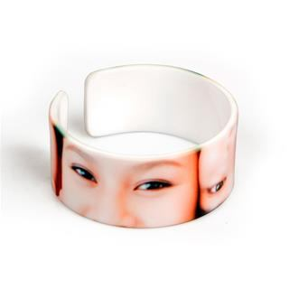 personalised bracelets UK custom printed