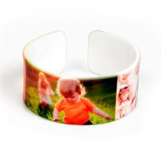 friendship bracelets personalised with photos