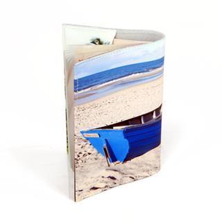 Protège passeport plage