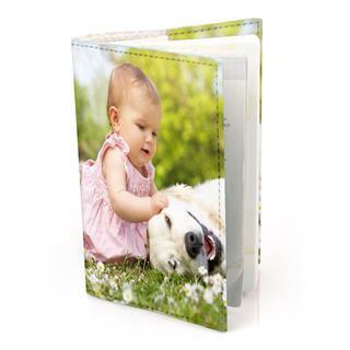 funda pasaporte personalizada con foto