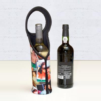Sac isotherme pour bouteille de vin