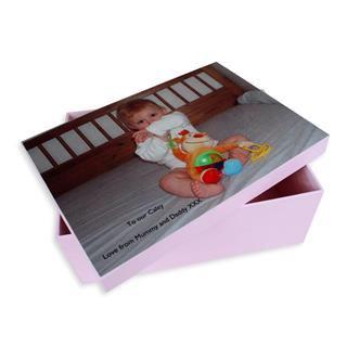 stampare scatola con foto