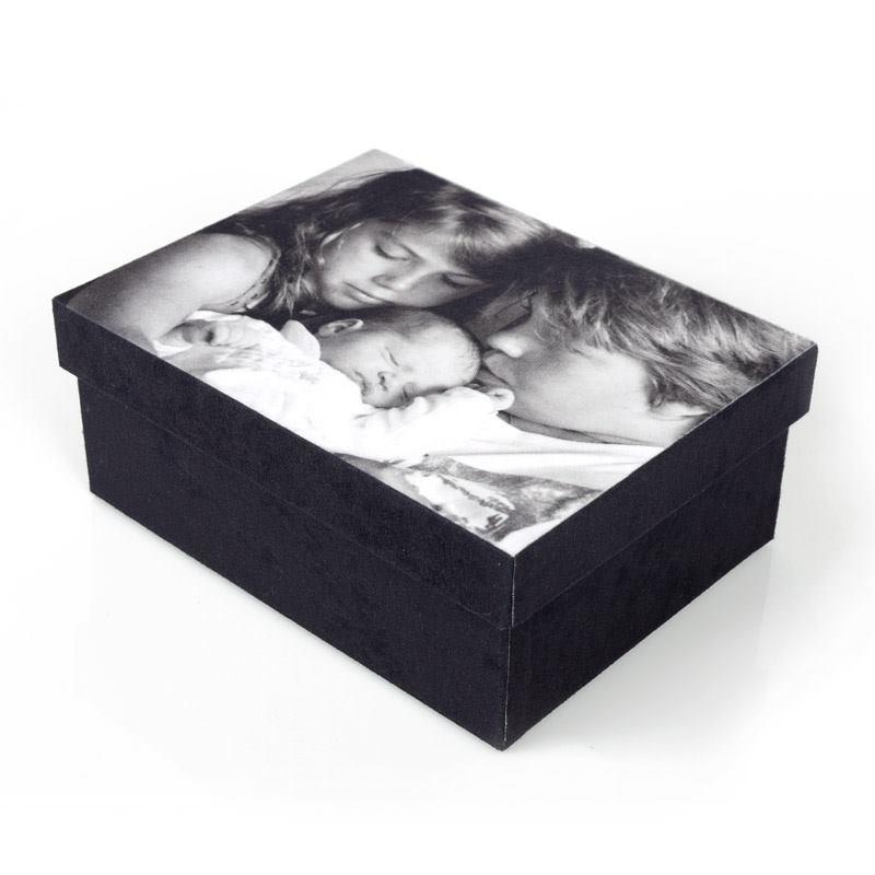 cajas personalizadas con foto o nombre cajas de recuerdos