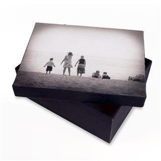 custom printed photo box