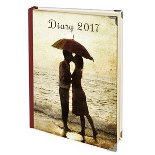 personalised diary for 2017