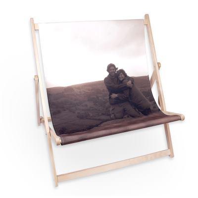 couple's deckchair