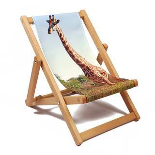 strandstoel foto