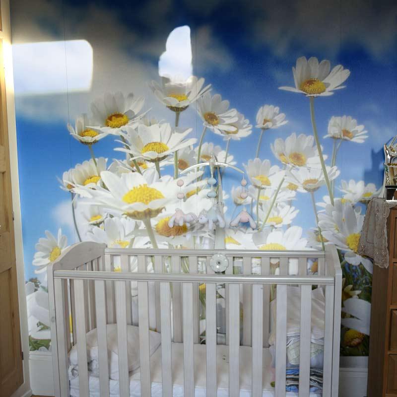 Custom Kids Wallpaper Personalised Nursery