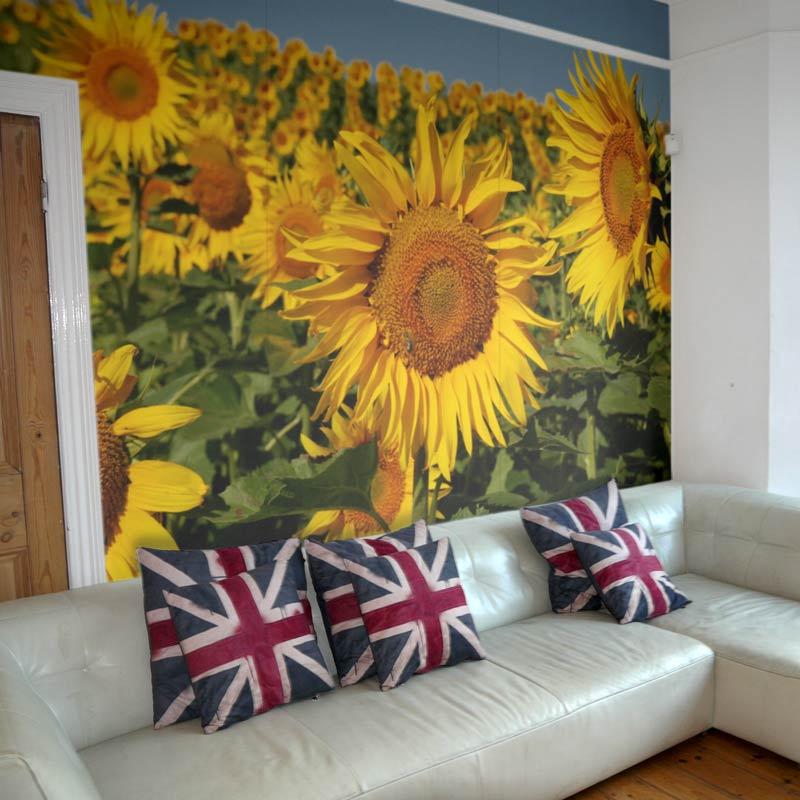 ... Wohnzimmer Tapeten Gestaltung ...