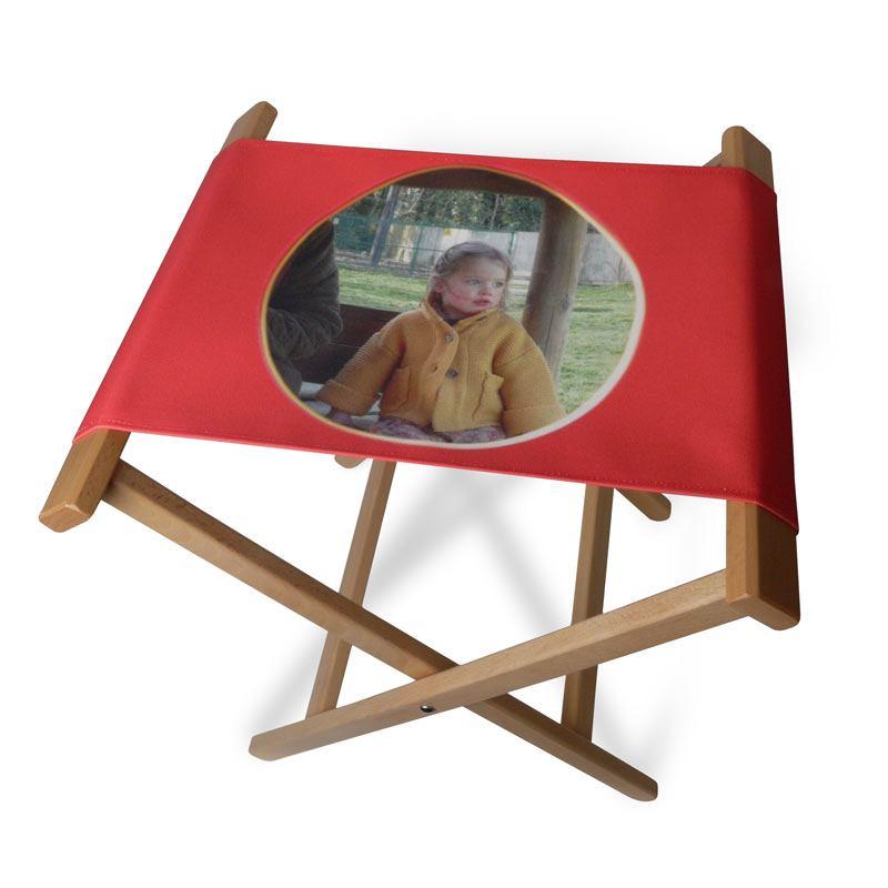 campervan folding canvas chair folding stools uk custom made