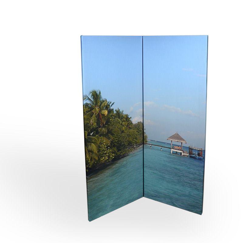 ... custom printed room screens UK · monochrome room divider ... - Folding Screens: Personalised Room Divider Screens UK