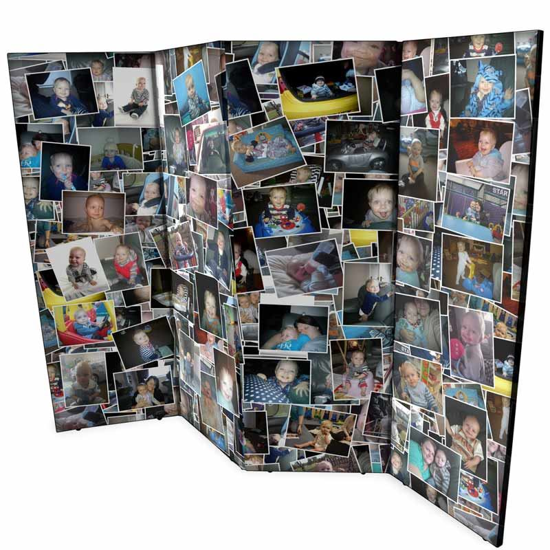 Favoloso Paravento personalizzato Con Foto - Separè personalizzati Su Misura CE14