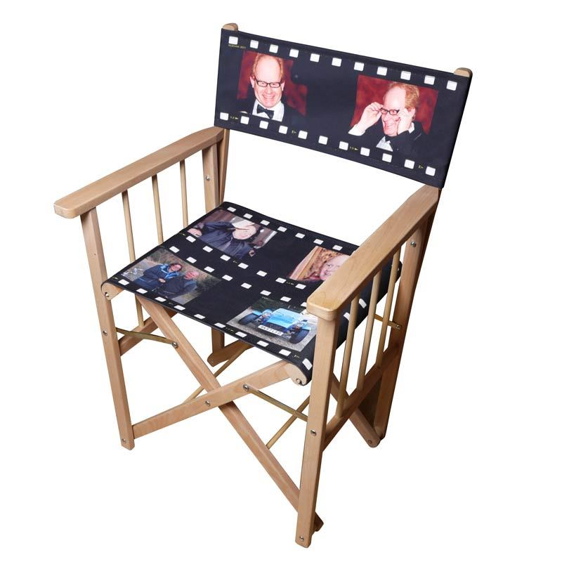 silla de director personalizada