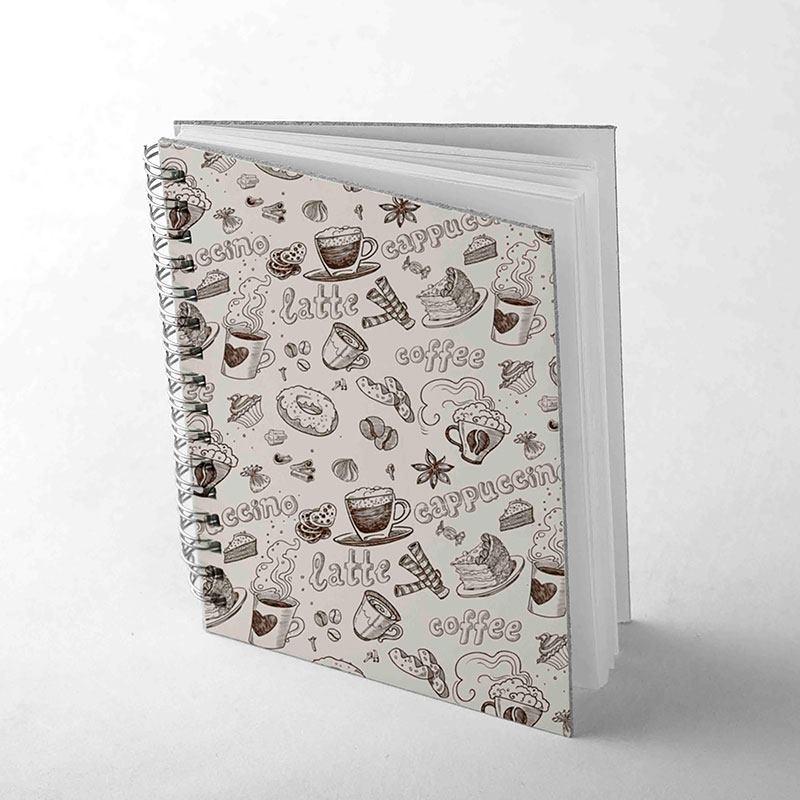Quaderni ad anelli personalizzati quaderni a spirale con foto - Decorazioni tumblr ...