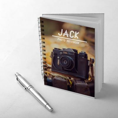 cuaderno regalos para amigo invisible personalizados