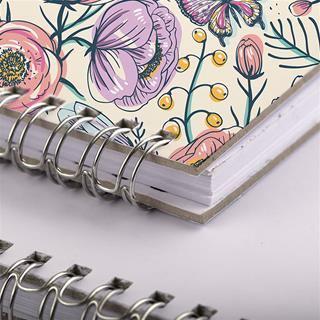 quaderni a spirale personalizzati online