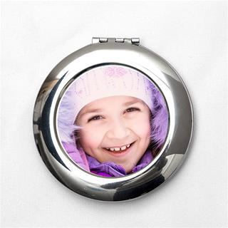 Personalised Photo Compact Mirrors