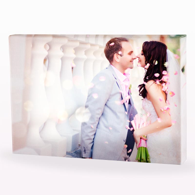 wedding photo canvas prints