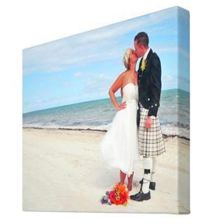 tableau photo personnalisé mariage