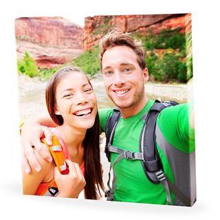 Mini lienzos personalizados pareja