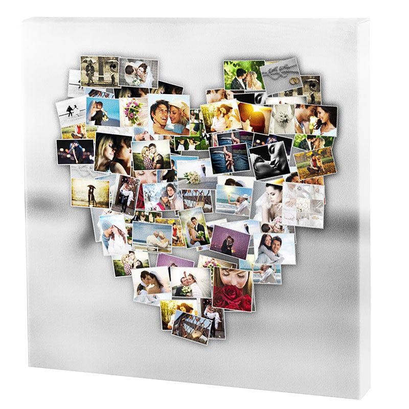 Photo Canvas Collage Create On Online
