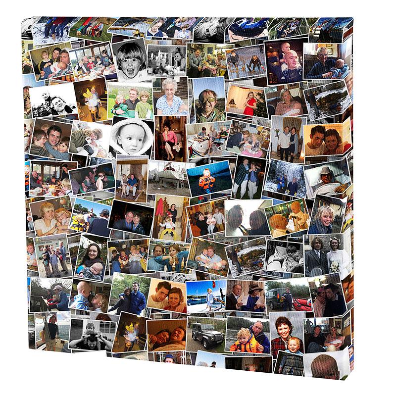 photo montage canvas prints create your own montage canvas prints