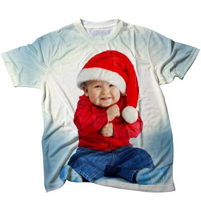 camiseta para navidad