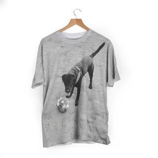 dog photo tshirt