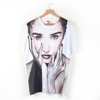 stampa fotografica su magliette