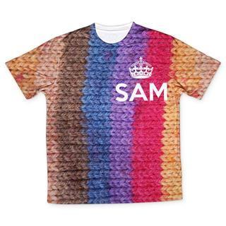 T-shirt personnalisé avec texte