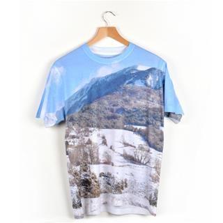 stampa fotografica su t-shirt