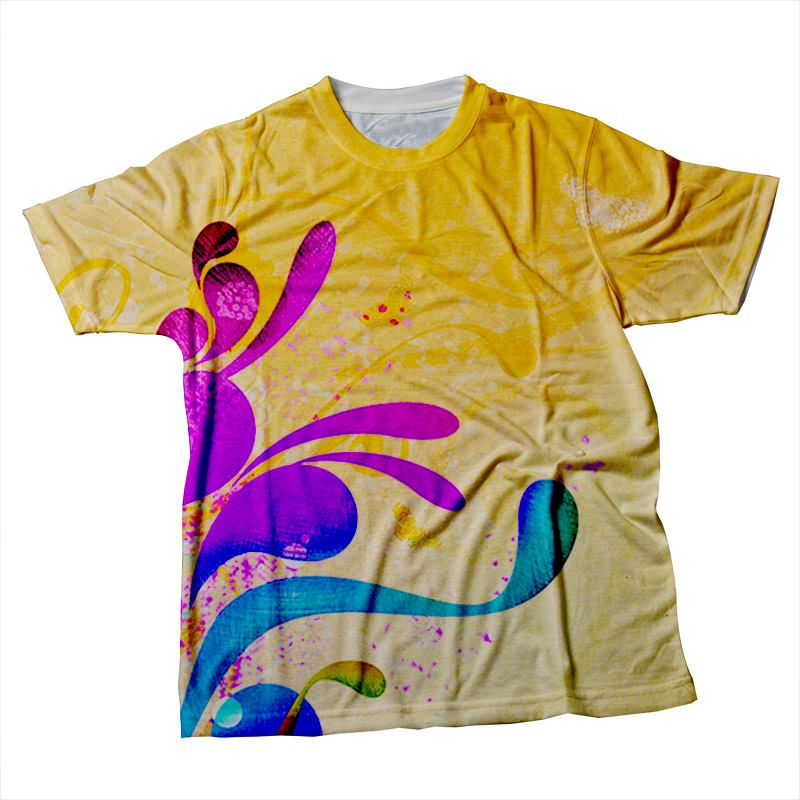 Custom t shirt make your own shirt all over print t shirt Build your own t shirts