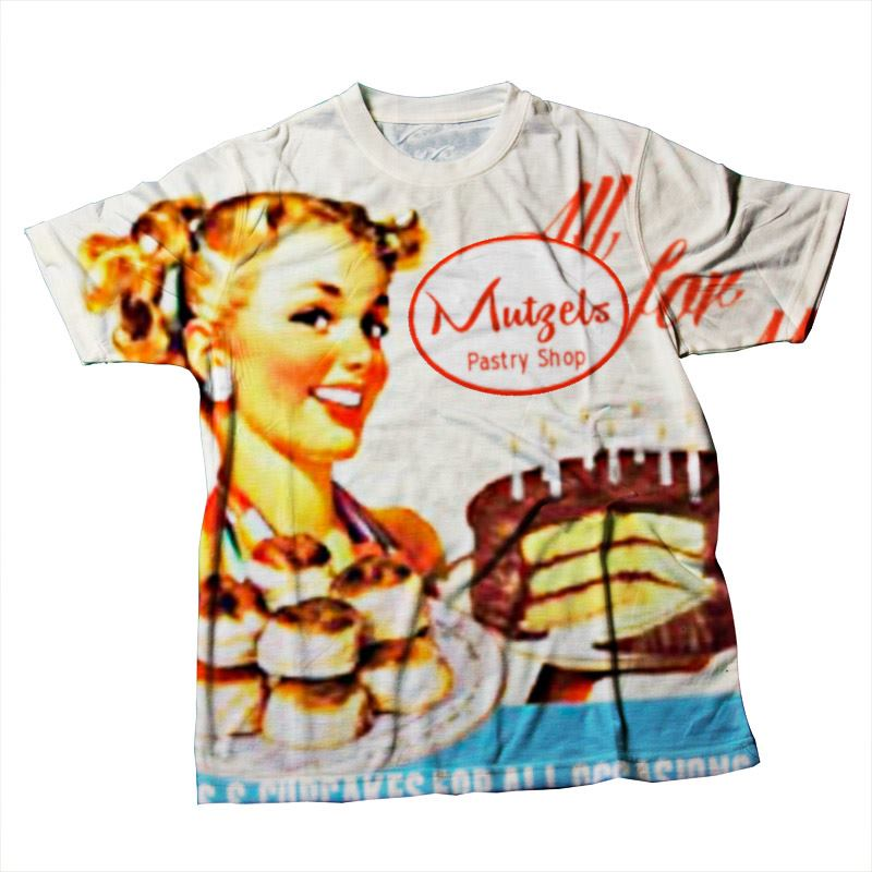All over print t shirts personalized t shirts create Custom t shirt digital printing