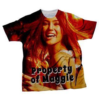 T-shirt avec vore photo