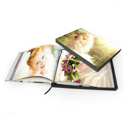 Printed Photo Wedding book