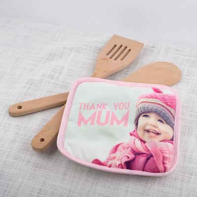 Manique personnalisée fête des mères