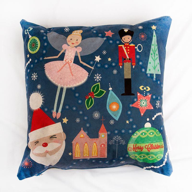 cuscino natalizio
