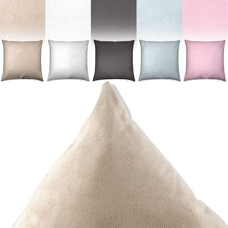 Personalised Throw Pillow Velvet Custom Throw Pillows
