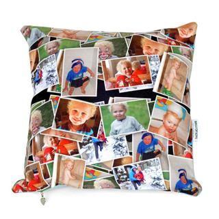 foto su cuscino