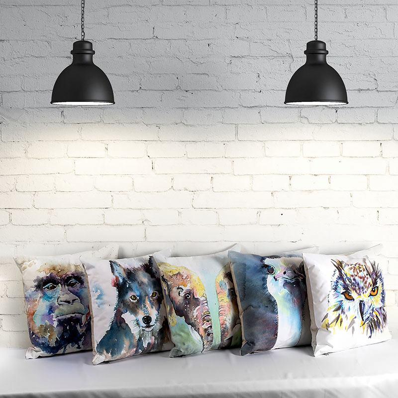 sofakissen bedrucken dekokissen selbst gestalten. Black Bedroom Furniture Sets. Home Design Ideas
