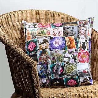 Custom Printed Cushion Collage