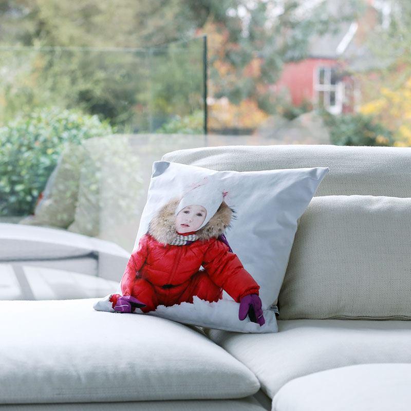 ... Christmas custom pillows ...
